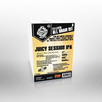 Receptkit - Juicy Session IPA