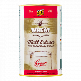 Coopers Malt Extract Wheat 1,5kg