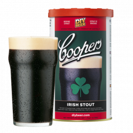 Ölsats Coopers Selection Irish Stout