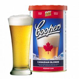 Ölsats Coopers Canadian Blonde