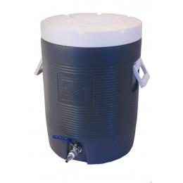 Mäskkärl med tappkran 26 liter