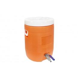 Mäskkärl med tappkran 40 liter