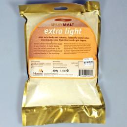 Spraymalt Extra Ljus 500g