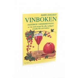 Vinboken - Handbok i hembryggning
