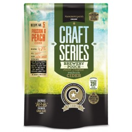 Craft Series Peach and Passionfruit Cider