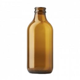 Brun flaska stubby 33cl
